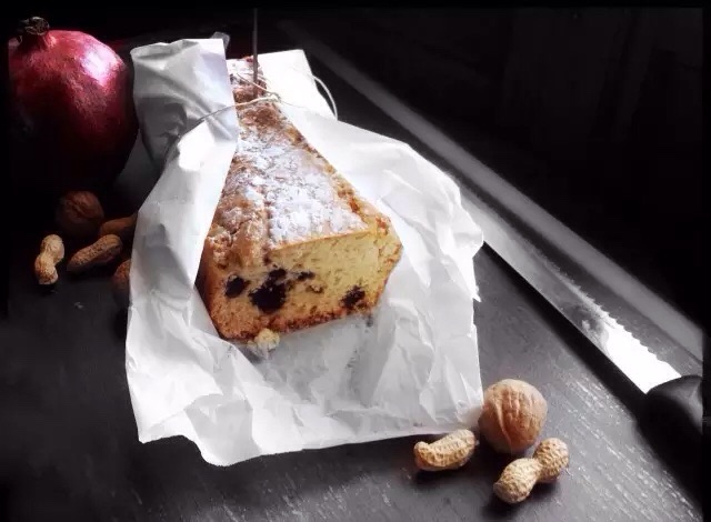 Plumcake vegan ai mirtilli